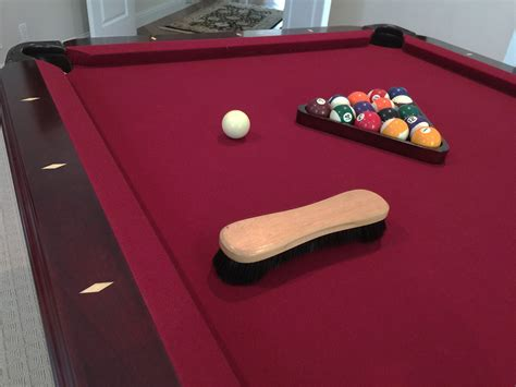 clean and brush pool table felt homezada