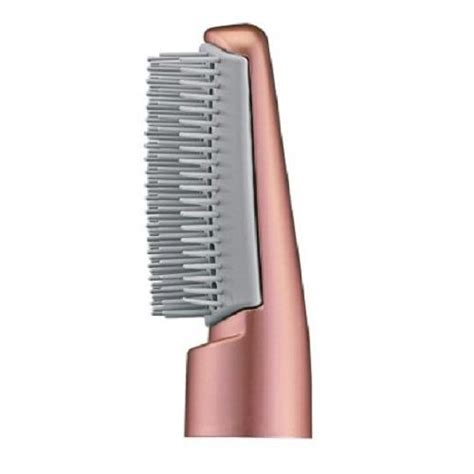 Panasonic Zigzag Hair Dryer Brush panasonic eh kn95 pp nanoe hair brush dryer kurukuru nano care pink new japan ebay