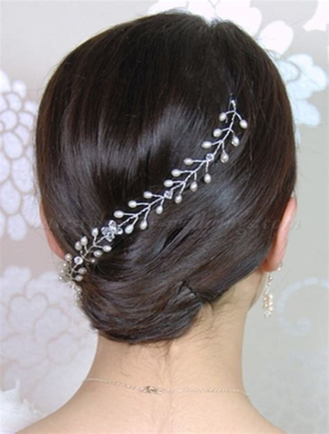 bridal hairstyles french roll french twist wedding hairstyles low french twist as