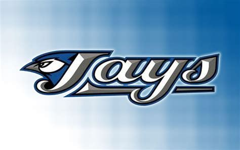Kaos Toronto Blue Jays Logo 11 blue wallpapers wallpaper cave