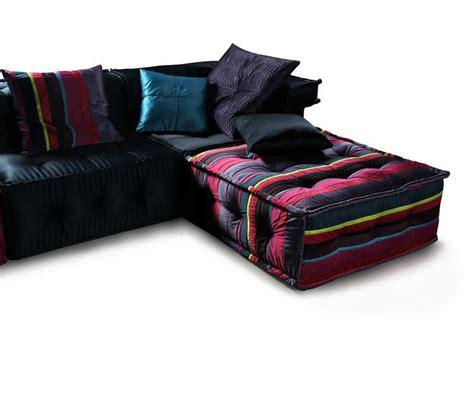 Modern Fabric Sectional Sofa Dreamfurniture Divani Casa Modern Fabric Sectional Sofa