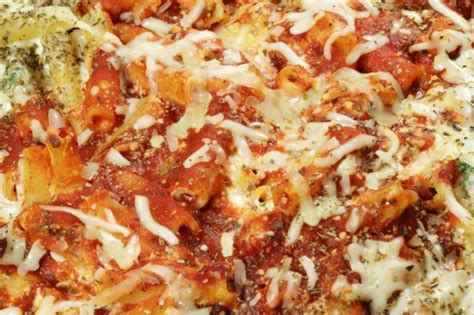 baked ziti with cottage cheese lose weight but dairy 5 fantastic recipes using