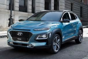 Hyundai Crossover Suv Hyundai Kona Suv Robuuste Crossover Met Technische