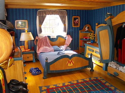 mickeys room picture mickeys room photo mickeys room