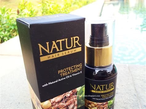 Serum Rambut Natur review natur hair treatment shoo conditioner and