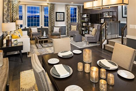 The School Dining Room Calverton by Ashburn Va Townhomes For Sale Loudoun Valley The Fairmont