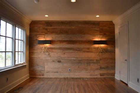 wood accent wall bathroom barn accent wall for david to make pinterest