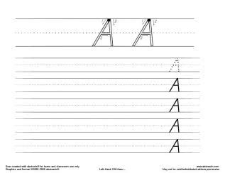 free printable handwriting worksheets for left handers handwriting worksheet generator make your own with abctools