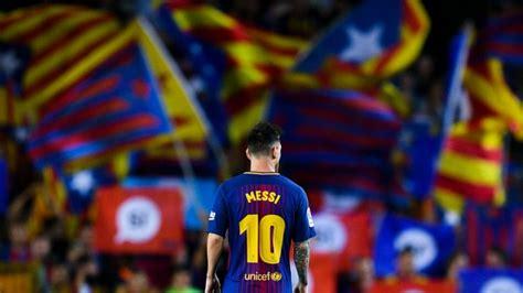 barcelona dan catalan barcelona tidak dibenar beraksi di la liga dan boleh