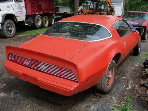 pontiac classic parts 1980 pontiac firebird with vintage parts classic pontiac