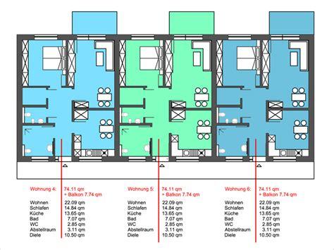 kauf eigentumswohnung grundriss mehrfamilienhaus neubau neubau mehrfamilienhaus