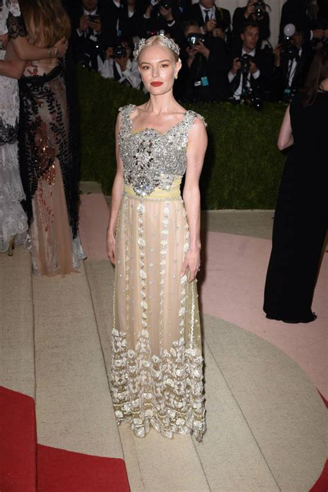 Catwalk To Carpet Kate Bosworth In Dolce Gabbana by En Robe Dolce Gabbana Kate Bosworth Est Une Vraie Reine