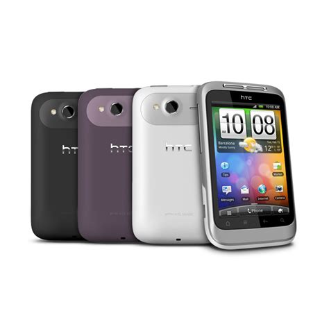 Hp Htc Wildfire Second htc intros desire s wildfire s and s