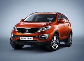 Kia Moters New Kia Sportage From Kia Motors Slovakia Attracts