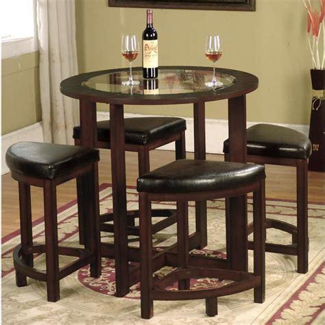 round kitchen dining sets