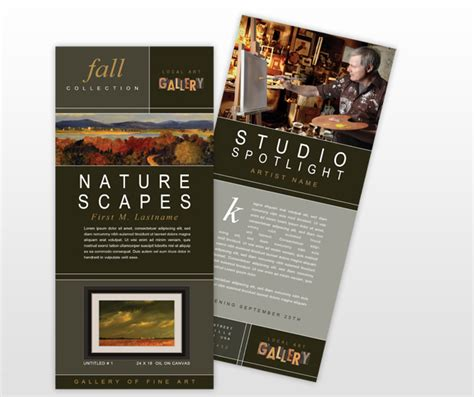 rack card design template the world s catalog of ideas
