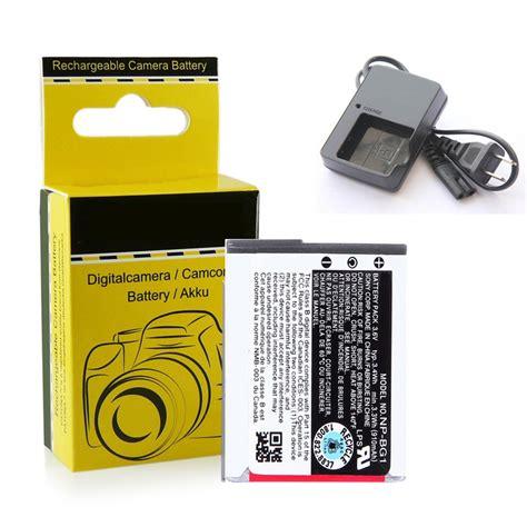 Battery Original Sony Np Bg np bg1 np bg1 npbg1 lithium ion rechargeable battery pack