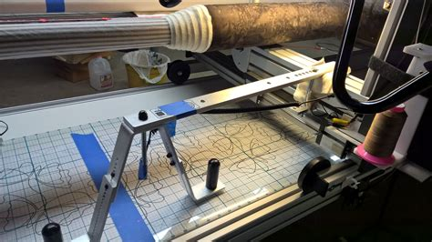 Prodigy Quilting Machine by Precise Pantograph System For The Prodigy Quilting Machines