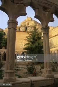 castle san francisco convent of san francisco and castle morella castellon