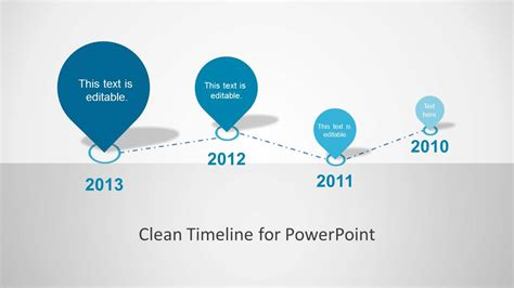 where to find powerpoint templates clean timeline template for powerpoint slidemodel