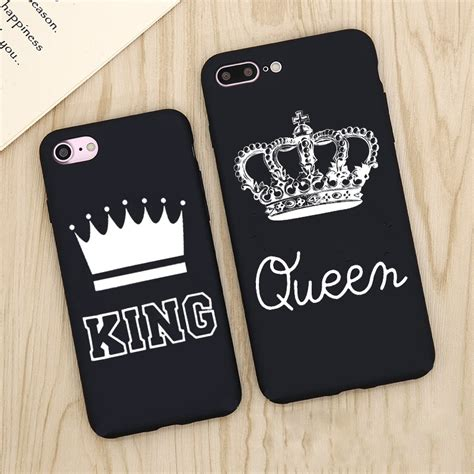 king queen phone case  iphone    fashion lover