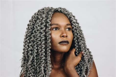 grey kinky hair for braids silver fox kadenyi yimbiha silver fox kadenyi