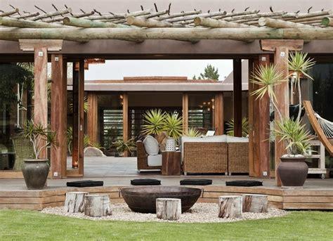 Gartendeko Baumstamm by 24 Dekoideen Aus Baumstamm F 252 R Haus Und Garten