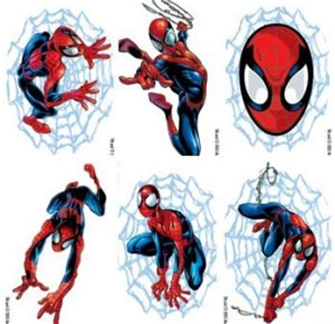 spiderman henna tattoo tattoos4kids temporary tattoos and stickers for