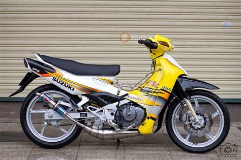 Kabel Suzuki Satria Fu 06 08 Sgp suzuki satria 120 d盻肱 苟蘯ケp tr豌盻嫩 th盻 n艫m m盻嬖 show xe 2banh vn
