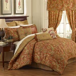 Waverly Bed Sets Waverly Grand Bazaar Comforter Set At Hayneedle