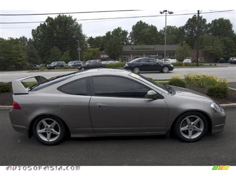 2004 acura rsx type s sports coupe in desert silver