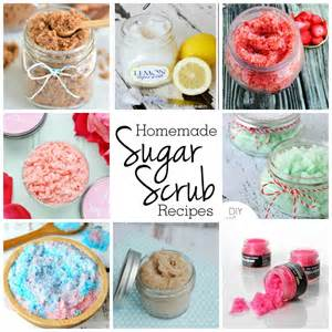 20 homemade sugar scrub recipes krafty owl
