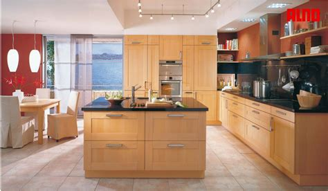 design island kitchen types of kitchens alno