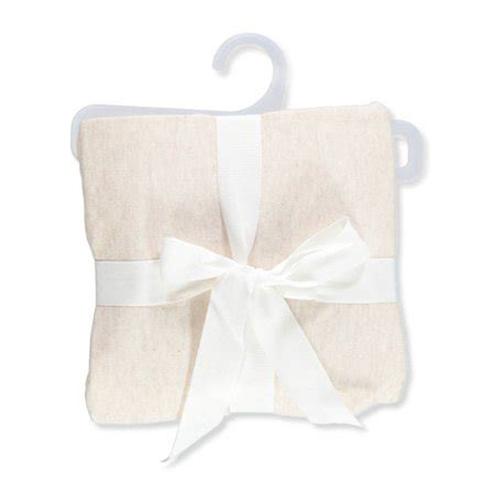 hudson baby hudson baby 2 pack fitted crib sheets
