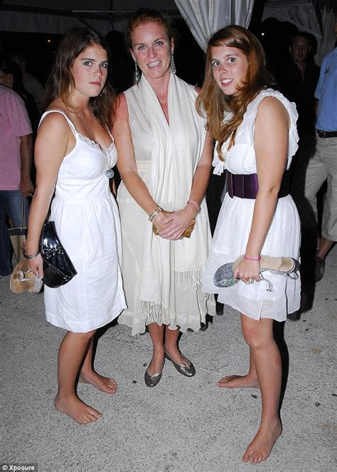 Princess Diana S Children by Sarah Ferguson Reveals On Television The Abuse Inflicted