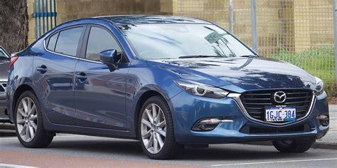 2020 Mazda 3 Length by Mazda3