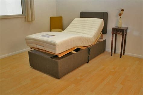 furmanac mibed grace 3ft single electric adjustable bed by mibed