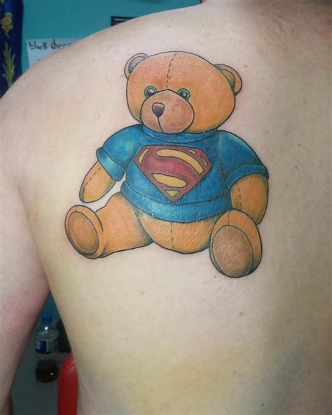 teddy bear tattoo design 25 teddy designs ideas design trends