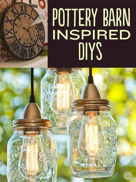 pottery barn inspired awesome diys inspired by pottery barn