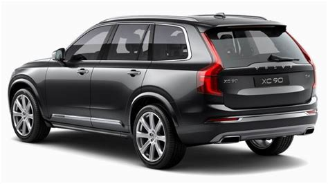 volvo jeep 2015 dimensions volvo xc90 2015 coffre et int 233 rieur