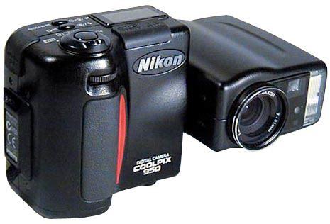 nikon coolpix 950 digital camera review