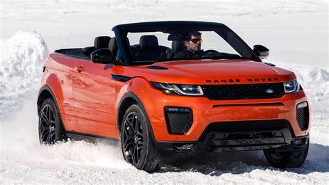 range rover evoque dynamic review range rover evoque convertible 2 0d hse dynamic 2016