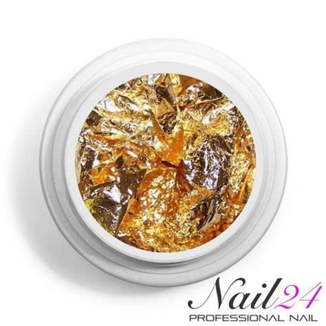 Folie In Gold by Nailart Folie Gold