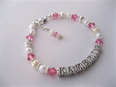 Handmade Bracelets With Names - 301 moved permanently