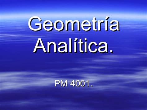 Dispense Geometria geometria analitica e algebra lineare anichini pdf