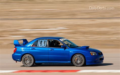 Weekend Wallpaper: 2005 Subaru Impreza WRX STi   The Daily Derbi