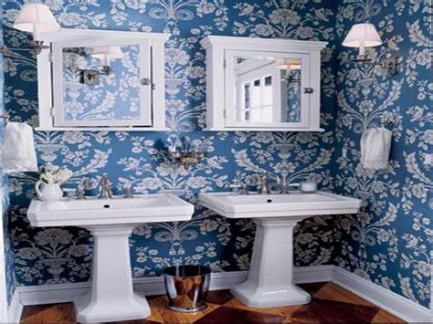 best blue for bathroom best blue bathroom wallpaper your dream home