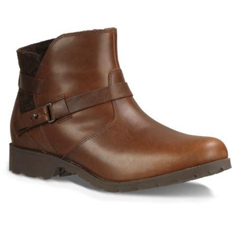 teva de la vina ankle wool boots s rei