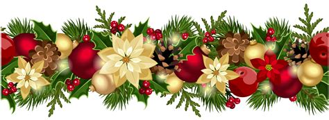 large xmas jpeg decorations clipart borders happy holidays
