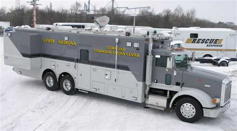 Ford Synus Mobile Command Center by Mrkas Ldv